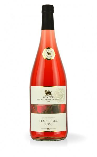 Winzer vom Weinsberger Tal Lemberger Rosé 1.0 l
