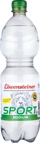 Löwensteiner Sport Medium 9x1.0 l