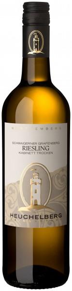 Heuchelberg Schwaigerner Grafenberg Riesling Kabinett trocken 0.75 l