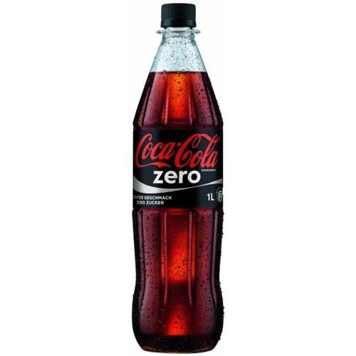 Coca Cola Zero Taste 12x1,0 l