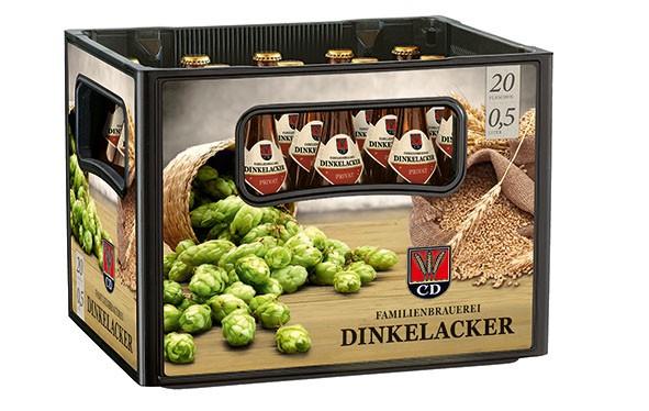 Familienbrauerei Dinkelacker Privat 20x0,5 l