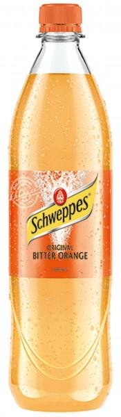 Schweppes Original Bitter Orange 6x1.0 l