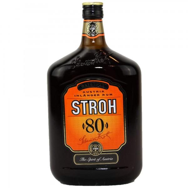 Stroh 80 Original Inländer Rum 0,7l