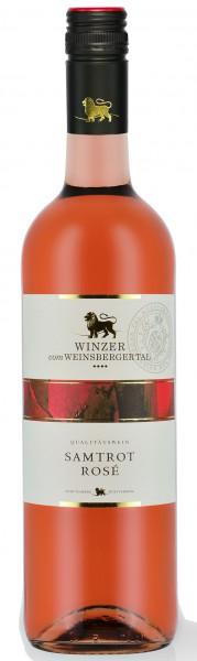 Winzer vom Weinsberger Tal Samtrot Rosé 0.75 l