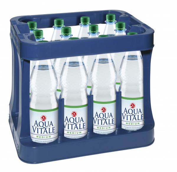 Aqua Vitale Medium 12x1,0 l