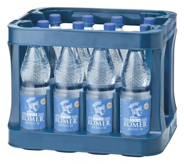 Aqua Römer Medium 12x1,0 l