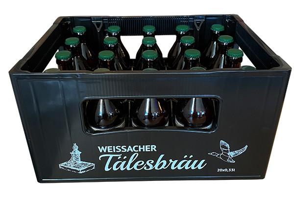 Weissacher Tälesbräu Schnätterle 20x0.33 l