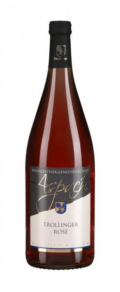 Aspach Trollinger Rosé 1.0 l