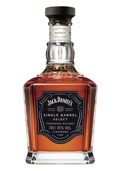 Jack Daniels Single Barrel Select Tennessy Whiskey 0.7 l