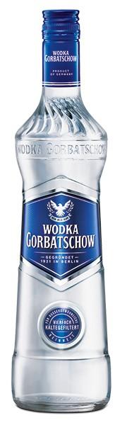 Gorbatschow Wodka 37, 5 % Vol. 0,7 l