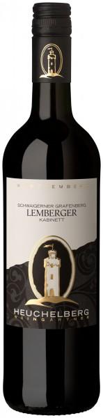 Heuchelberg Schwaigerner Grafenberg Lemberger Kabinett 0.75 l