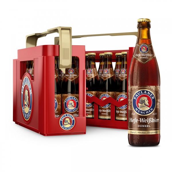 Paulaner Hefe Weißbier Dunkel 20x0,5 l