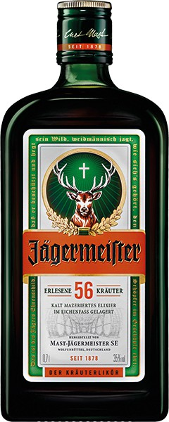 Jägermeister 35 % 0,35 l