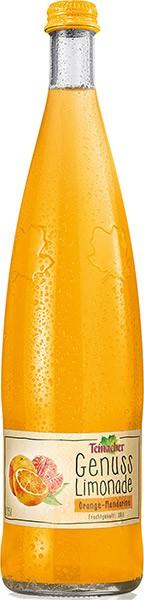 Teinacher Genuss Limonade Orange-Mandarine 12x0,75 l