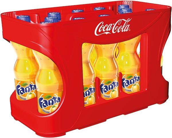 Fanta Orange 12x0,5 l