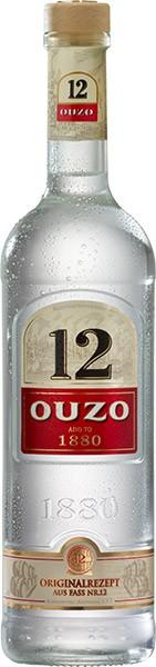 Ouzo 12 0,7 l