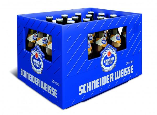 Schneider Weisse TAP 7 20x0,5 l