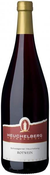 Schwaigener Heuchelberg Rotwein 1.0 l