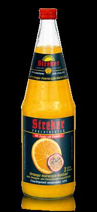 Streker Orange-Maracuja Nektar 6x1,0 l