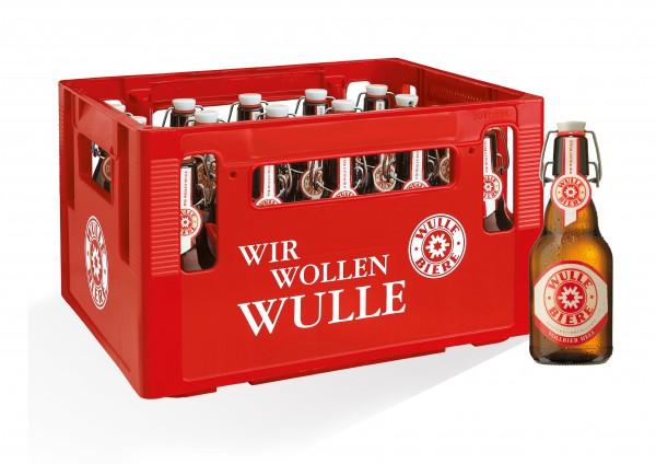 Wulle Vollbier Hell 20x0,33l Bügel