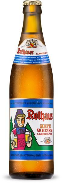 Rothaus Hefeweizen Alkoholfrei 20x0,5 l