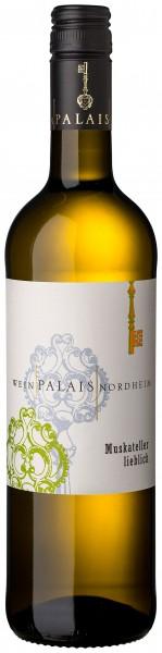 Wein Palais Nordheim Muskateller lieblich 0.75 l