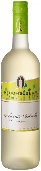 Heuchelberg Riesling mit Muskateller Fruchtig 0.75 l