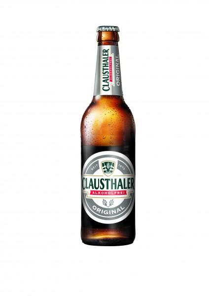 Clausthaler Original alkoholfrei 20x0,5 l