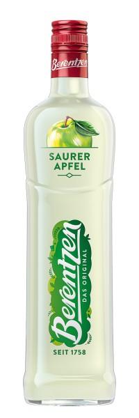 Berentzen Saurer Apfel 0,7 l