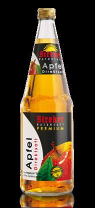 Streker Apfel-Direktsaft klar 6x1,0 l