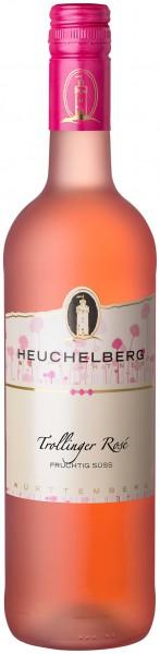 Heuchelberg Trollinger Rosé Fruchtig Süss 0.75 l