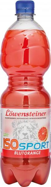 Löwensteiner ISO Sport Blutorangen 9x1.0 l