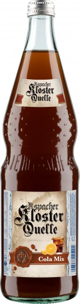 Klosterquelle Cola Mix 12x0.7 l