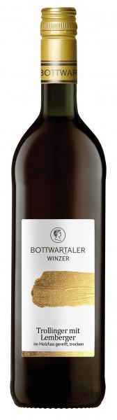 Bottwartaler Trollinger mit Lemberger trocken 0.75 l