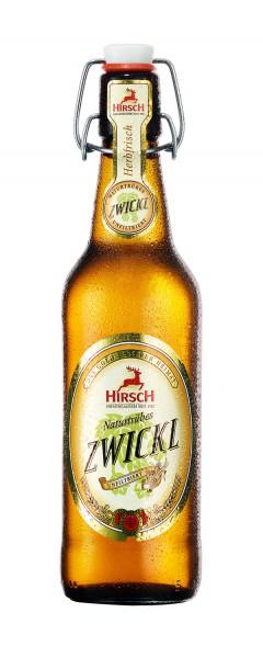 Hirsch Brauerei Honer Zwickl 20x0,5 l