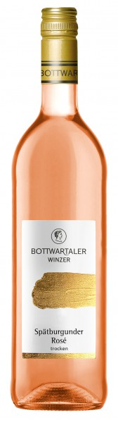 Bottwartaler Spätburgunder Rosé trocken 0.75 l