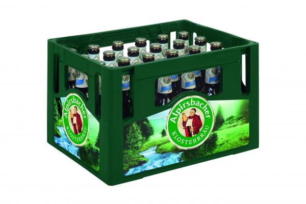 Alpirsbacher Klosterbräu Weizen Alkoholfrei 20x0,5 l