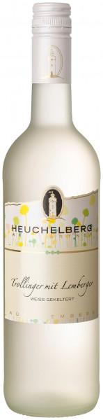 Heuchelberg Trollinger mit Lemberger weiß gekeltert 0.75 l