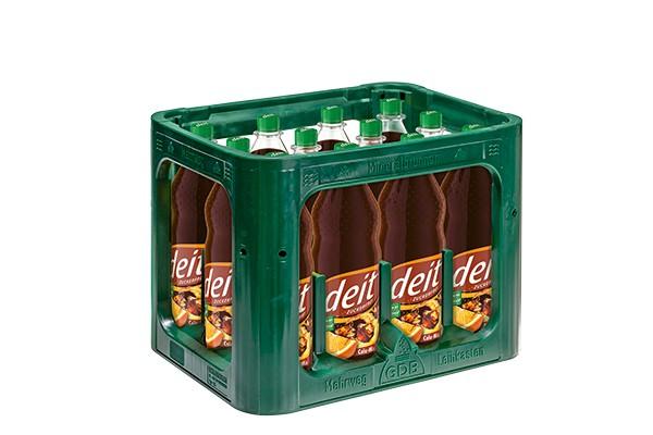 Deit Cola Mix 12x1.0 l
