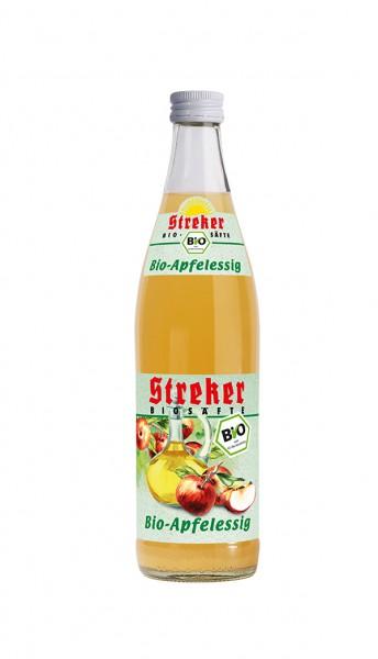 Streker Bio Apfelessig naturtrüb 0,5 l