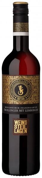 Felsengartenkellerei Besigheim Trollinger m Lemberger Steillage 0.75 l