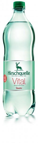 Hirschquelle Vital 9x1,0 l