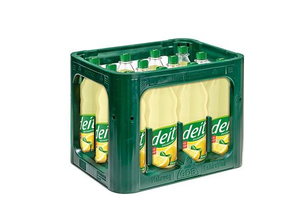 Deit Zitrone trüb 12x1.0 l