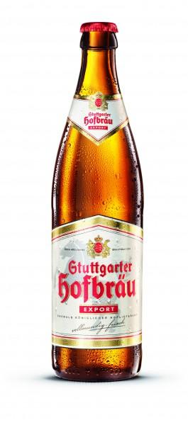 Stuttgarter Hofbräu Export 20x0,5l