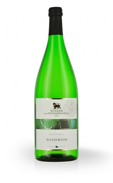Winzer vom Weinsberger Tal Qualitätswein Weisswein 1.0 l