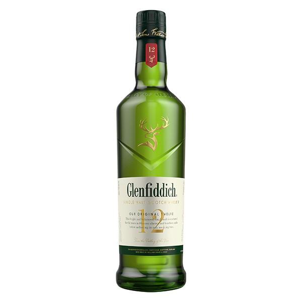 Glenfiddich Single Malt Scotch Whisky 0.7 l