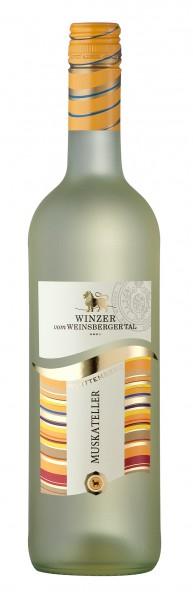 Winzer vom Weinsberger Tal Muskateller 0.75 l