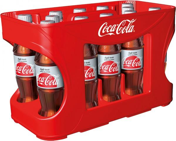 Coca Cola Light Taste 12x0,5 l