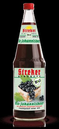 Streker BiO Johannisbeer 6x1,0 l
