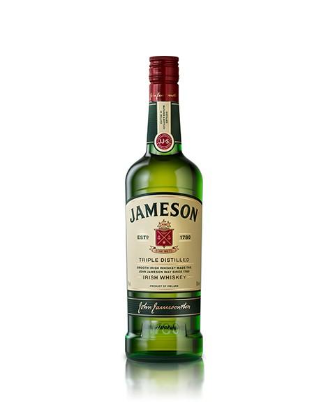 Jameson Irish Whiskey 0,7 l